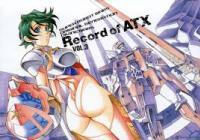 Super Robot Taisen OG-Divine Wars-Record of ATX