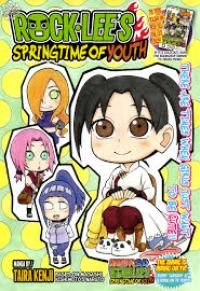 Rock Lee s Springtime of Youth