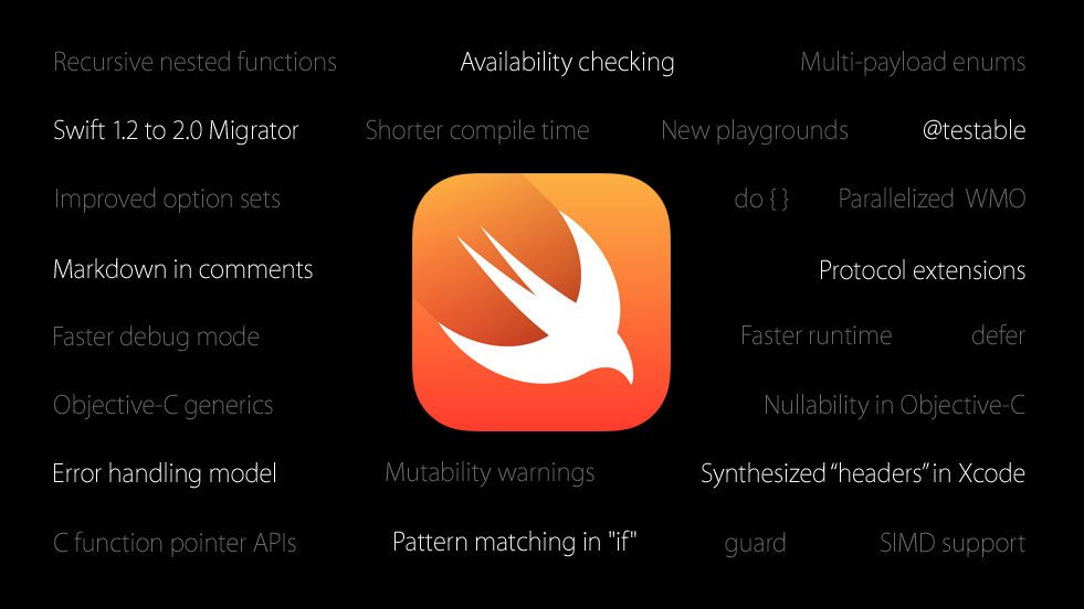 Apple เปิดตัวภาษา Swift สำหรับนักพัฒนา IOS และ OS X